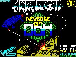 Arkanoid - Revenge of Doh