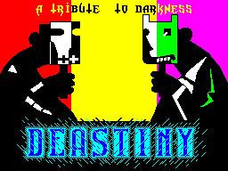 deastiny