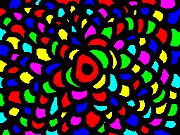 Красный кружок (red circle)