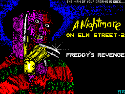 A Nightmare On Elm Street 2. Freddy's Revenge