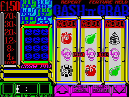 Arcade Fruit Machine (in-game)
