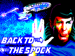 Back to Spock