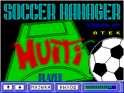 Multi-Player Soccer Manager