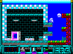 Aquanoids Videogame - In-game 01