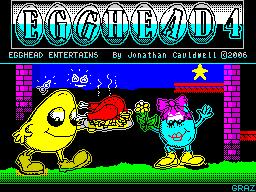 Egghead 4: Egghead Entertains