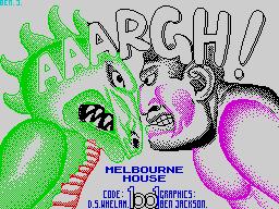 Aaargh!