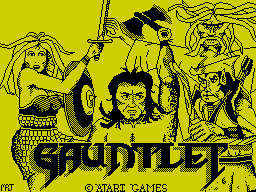 Early and unpublished: 05-Gauntlet