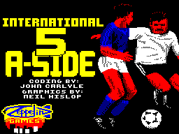International 5-a-Side Football