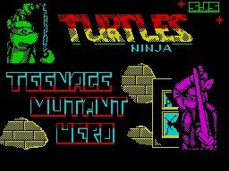 Turtles Ninja