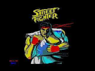 street fighter (street fighter)