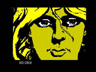 Red Sonja (Red Sonja)
