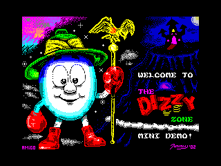 Dizzy Zone demo (Dizzy Zone demo)