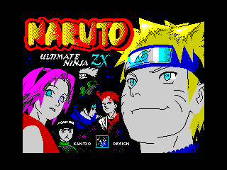Naruto-Fan Art ZX Loading Screen scr (Naruto-Fan Art ZX Loading Screen scr)