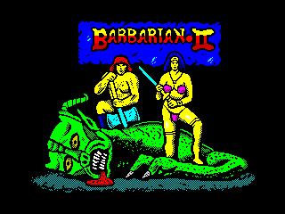 Barbarian II (Barbarian II)