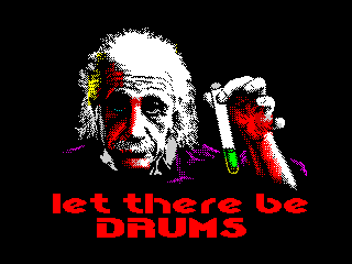 Let there be drums (Let there be drums)
