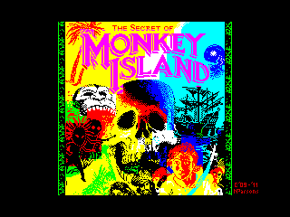 Monkey Island (new version) (Monkey Island (new version))