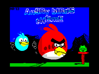 Angry Birds (Angry Birds)