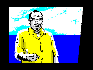 ZX Grand Theft Auto Vice City - Diaz (ZX Grand Theft Auto Vice City - Diaz)