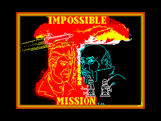 Impossible Mission (Impossible Mission)