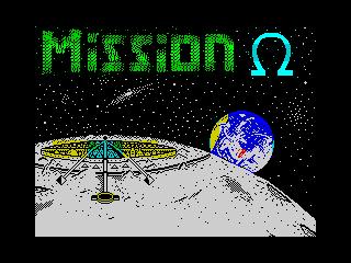 Mission Omega (Mission Omega)