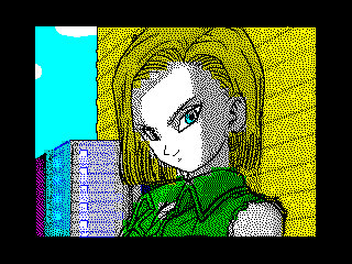 DB_A18 - Dragonball (DB_A18 - Dragonball)