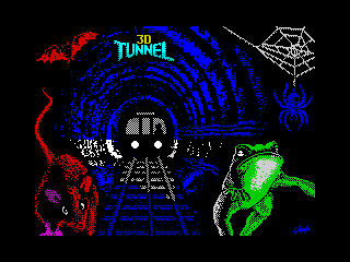 3D Tunnel (3D Tunnel)