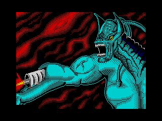 Cyber Demon (Cyber Demon)