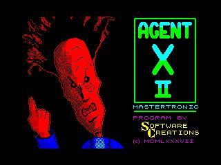 Agent X II (Agent X II)