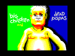 Big children & dead papas (Big children & dead papas)