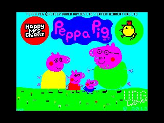 Peppa Pig: Happy Mrs Chicken (Peppa Pig: Happy Mrs Chicken)