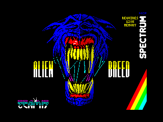 Alien Breed ZX (Alien Breed ZX)