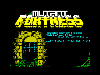 Mutant Fortress (Mutant Fortress)