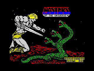 Masters of the Universe - The Arcade Game (Masters of the Universe - The Arcade Game)