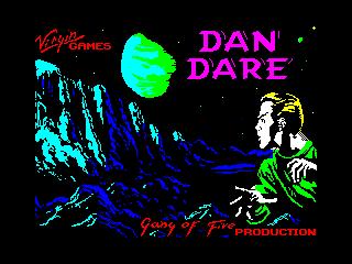 Dan Dare (Dan Dare)
