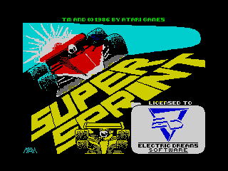 Super Sprint (Super Sprint)