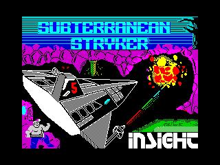 Subterranean Stryker (Subterranean Stryker)