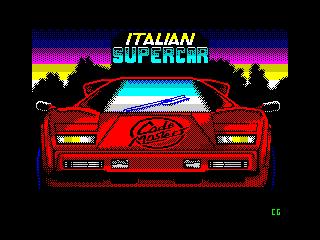 Italian Supercar (Italian Supercar)