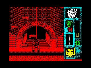 Ghostbusters II level 1 ingame 2 (Ghostbusters II level 1 ingame 2)