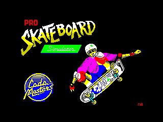 Professional Skateboard Simulator (Professional Skateboard Simulator)