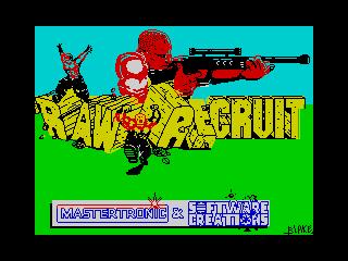 Raw Recruit (Raw Recruit)