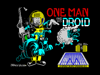 One Man and His Droid (One Man and His Droid)