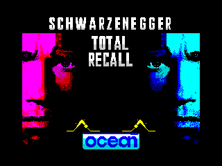 Total Recall - Alternate loading screen  (Total Recall - Alternate loading screen )