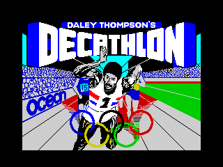 Daley Thompson's Decathlon (Daley Thompson's Decathlon)
