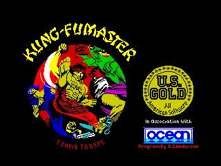 Kung-Fu Master (Kung-Fu Master)
