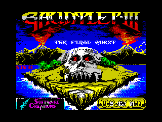 Gauntlet III: The Final Quest (Gauntlet III: The Final Quest)