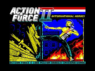Action Force II (Action Force II)