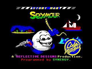 Stuntman Seymour (Stuntman Seymour)