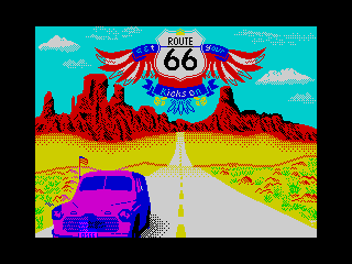 (Get Your Kicks On) Route 66 ((Get Your Kicks On) Route 66)