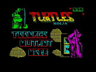Turtles Ninja (Turtles Ninja)