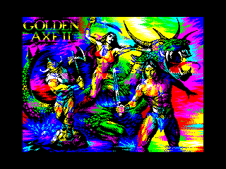 Golden Axe II (Golden Axe II)
